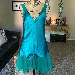 NWT Emerald Green Night gown